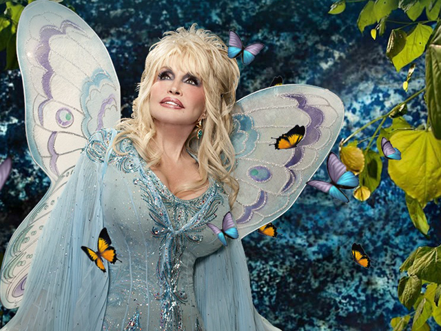 Dolly Parton's 'Blue Smoke' Goes Platinum in the UK