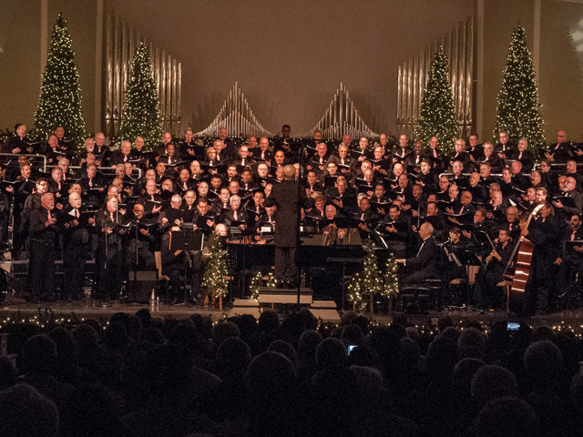 Local Gay Choruses Ring in the Holiday Season with Concerts