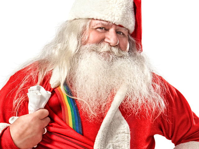 OpEd: Santa Is Gay; Get Over It