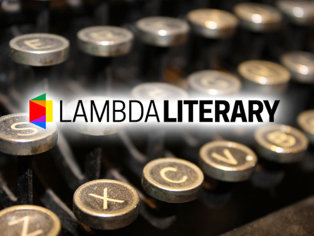 Lambda Literary Seeks New Voices