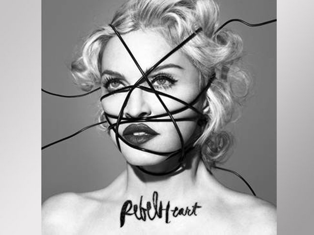 Madonna Releases Six Songs From 'Rebel Heart' Album