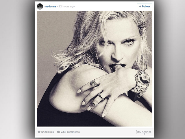 Madonna's Album Leaks Months Ahead of Release