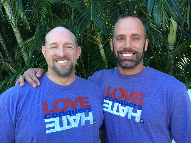 Tony's Talks: Key West Couple Slides By Pam Bondi To Score A Marriage Equality Homer