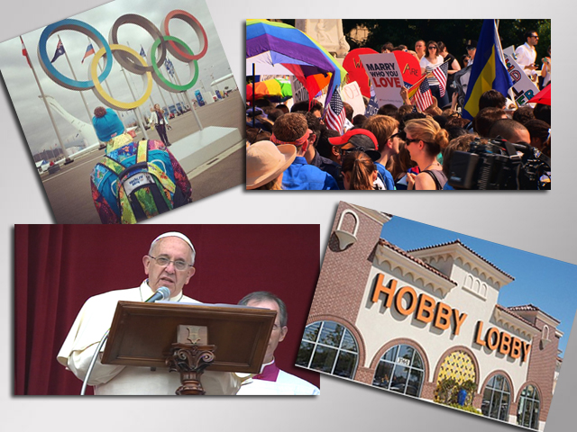 Top Ten LGBT News Stories of 2014