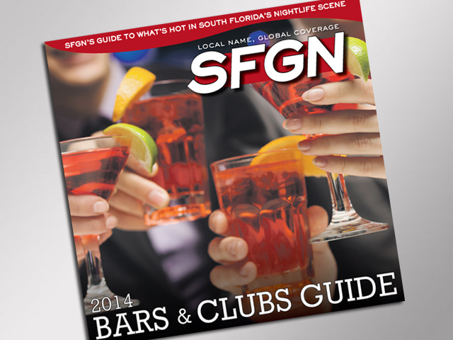 Bars and Clubs Guide 2014: Table of Contents