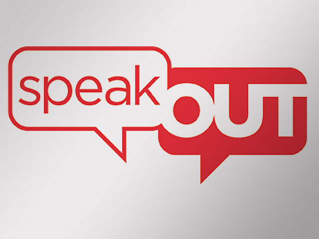 Feature: Speak OUT September 3, 2014