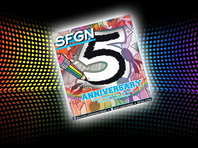 5 Years of SFGN Covers