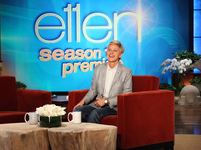 Ellen Degeneres Launches New Sitcom With Lesbian Lead