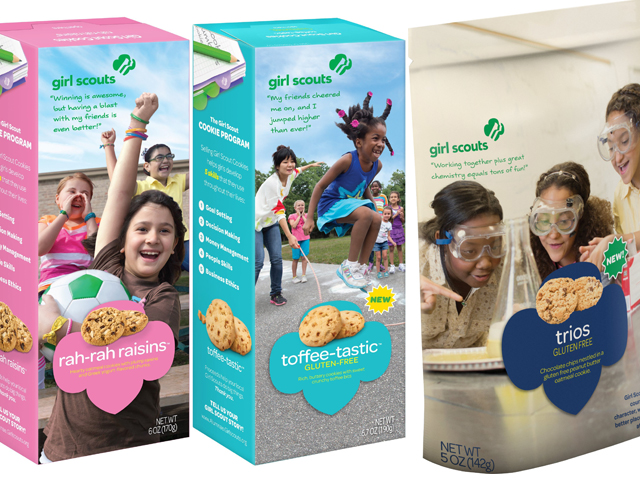 Girl Scouts Reveal New Cookie Flavors For 2015
