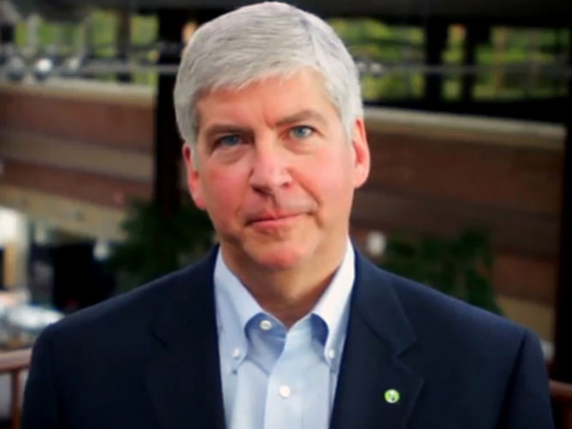 Michigan Gov. Snyder Outlines Civil Rights Priorities