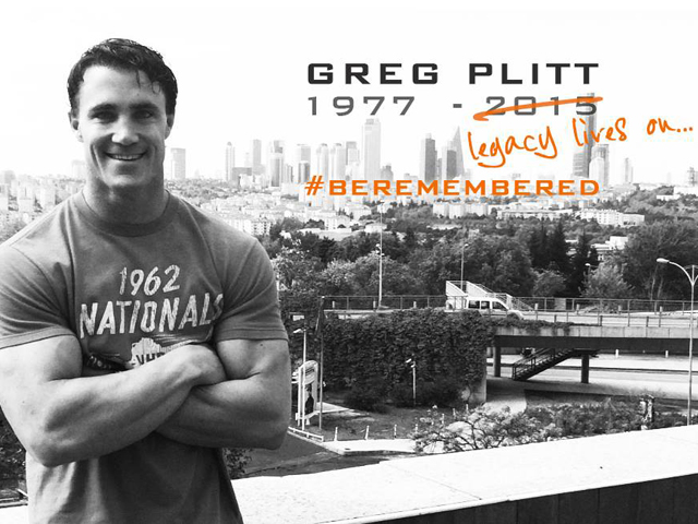 Actor, Fitness Model Greg Plitt Fatally Struck By Train in California
