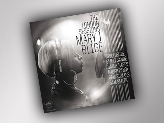My Album of the Year: The London Sessions by Mary J. Blige