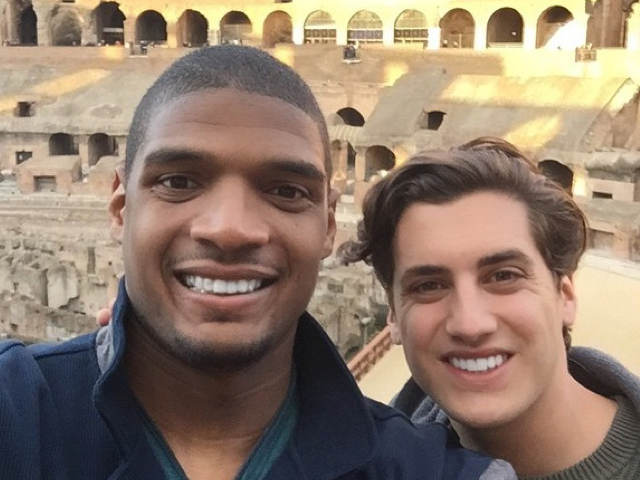 Michael Sam Reportedly Engaged to Boyfriend