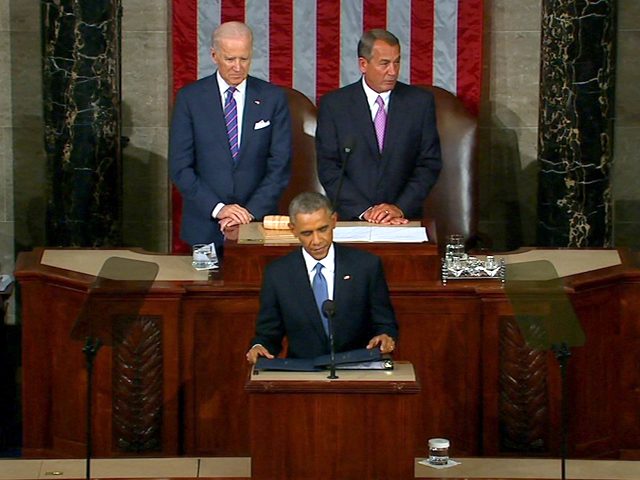 Obama Makes Historic 'Transgender' Reference In SOTU