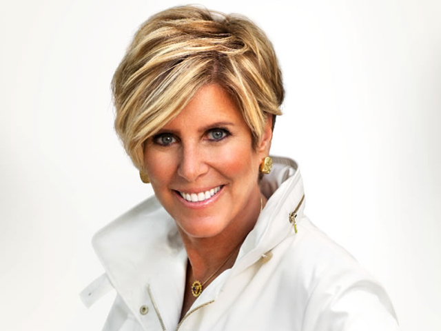 Financial Guru Suze Orman Shares Her Story of Lesbian Life