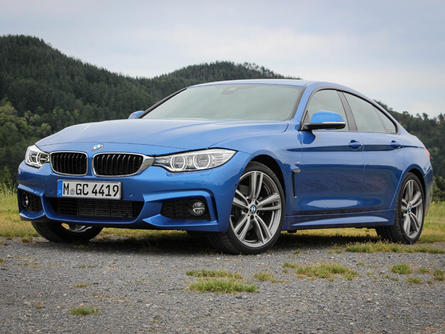 Gay Car Geek: 2015 BMW 4-Series Gran Coupe - The Cure For The Common 3-Series