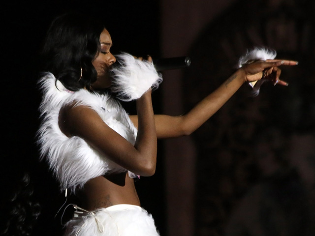 "Column: Rapper Azealia Banks Just Can't Stop Using The Word ""Faggot."""