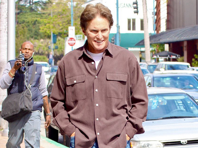 Bruce Jenner to Share Transition Story with Diane Sawyer