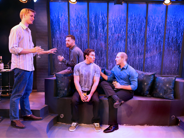 "Island City Stage's ""Octopus"" Swims in Metaphors"