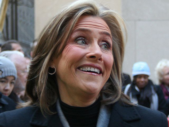 Meredith Vieira Tapped to Host NLGJA Benefit