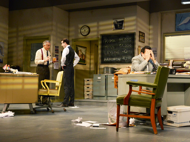 Review: Maltz's Glengarry Glen Ross — A Profanely Good Time