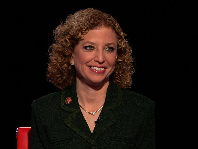 DNC Chairwoman Won't Run For Senate in 2016