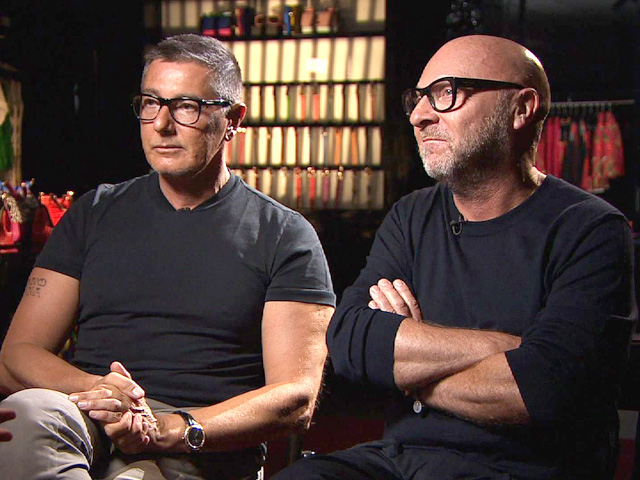 CNN Exclusive: Dolce & Gabbana: We don't judge on IVF