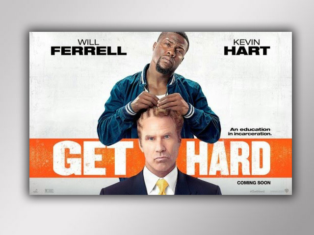 Ferrell, Hart Defend 'Get Hard' After a Jolt of Criticism