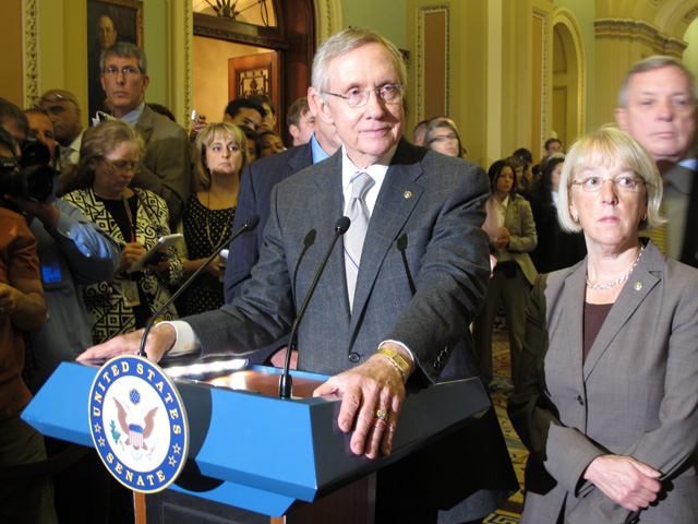 Harry Reid, Senate Minority Leader, To Retire