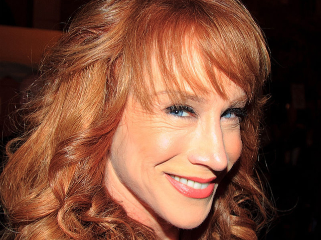 Kathy Griffin Quits 'Fashion Police' After 7 Episodes; Melissa Rivers Stepping In