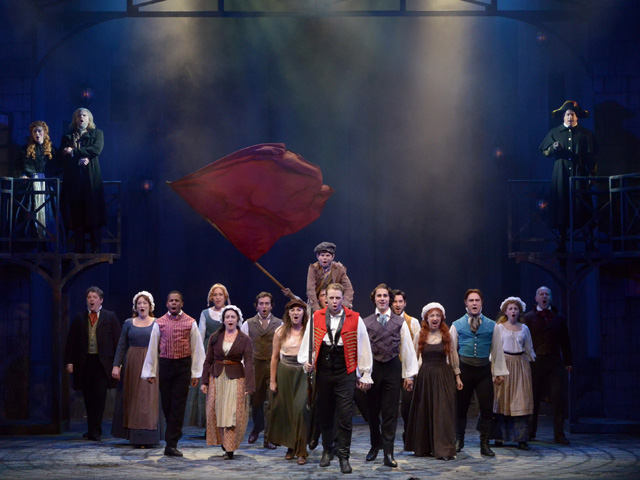 Nothing Miserable About Maltz's Les Misérables