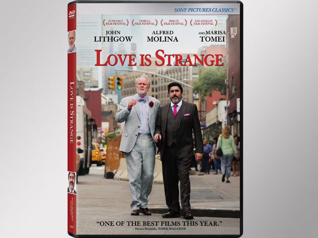 Movies: Love Is Strange (2014) - Touching Story About Gay Senior Couple