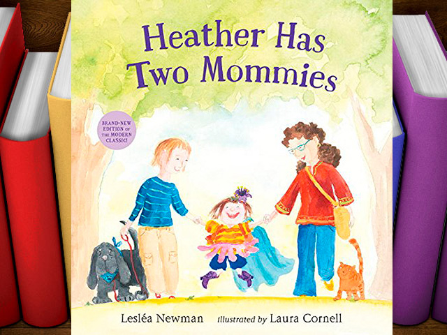 'Heather Has Two Mommies,' Controversial 1989 Children's Book, Updated to Include Gay Marriage