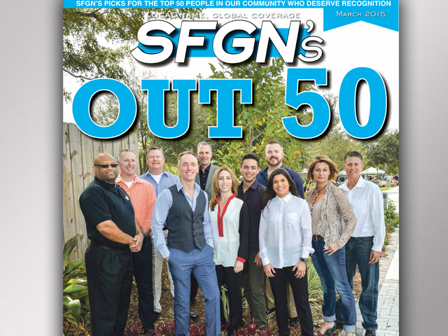 SFGN's Out50 2015