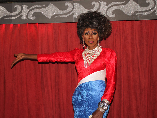 Melissa St. John - The Female Impersonator