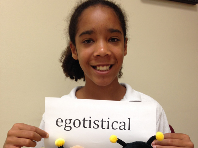 Wilton Manors Elementary Student Wins Spelling Bee