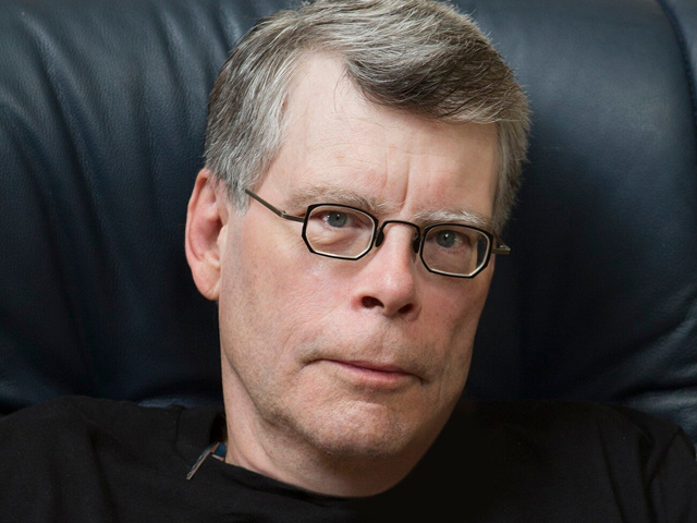 Stephen King Calls Indiana 'Religious Liberty' Law a 'Dog Turd'