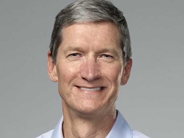 Apple's Tim Cook: Anti-gay laws are 'dangerous'