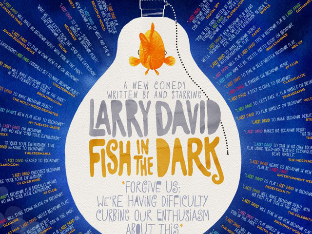 Jason Alexander to Replace Larry David in 'Fish in the Dark'
