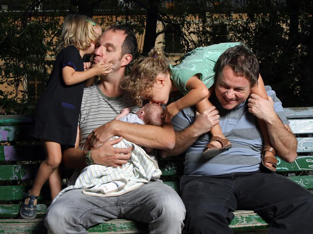 Gay Fatherhood in the Land of Dolce and Gabbana