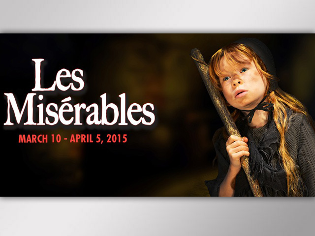 Les Mis to Play at the Maltz