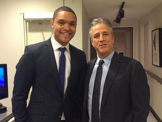 Trevor Noah Set to Replace Stewart on 'Daily Show'