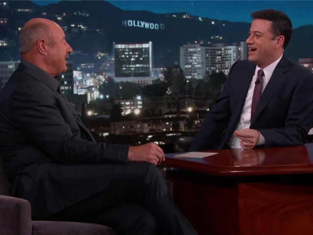 Dr. Phil Jokes On Jenner's Transition: 'You're Almost 80. What's the Point?'
