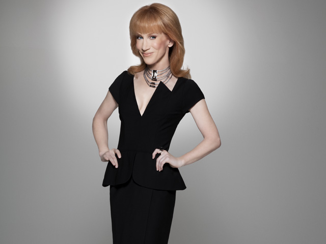 Kathy Griffin Returns to South Florida and She's Not Holding Back