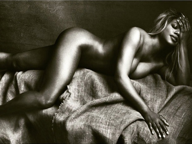 Laverne Cox Poses Nude to Empower Black Trans Women