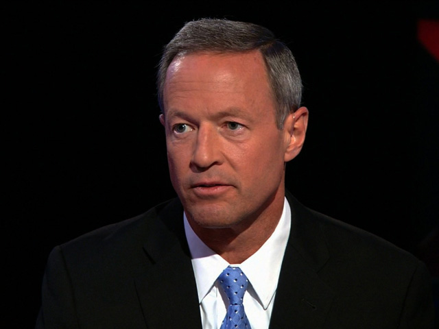 O'Malley Knocks Clinton For Flip-Flopping On Gay Marriage