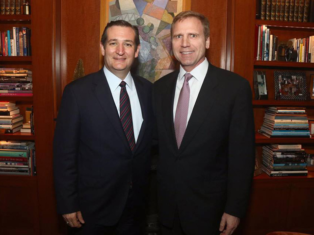 Gay Hotelier Claims Naivety of Ted Cruz's Anti-LGBT Record