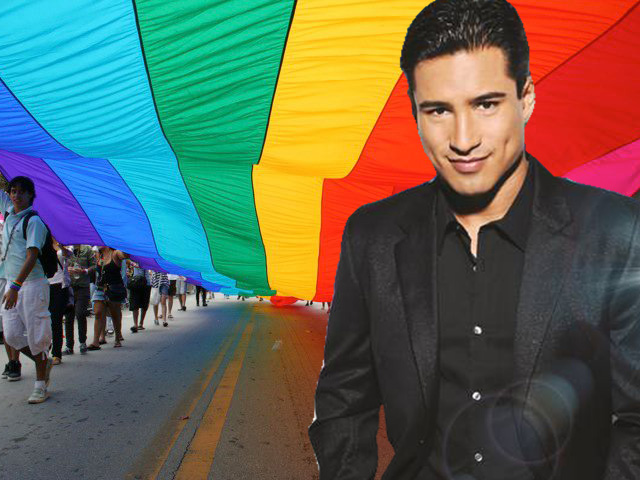 Mario Lopez Marshals Pride Into Mainstream
