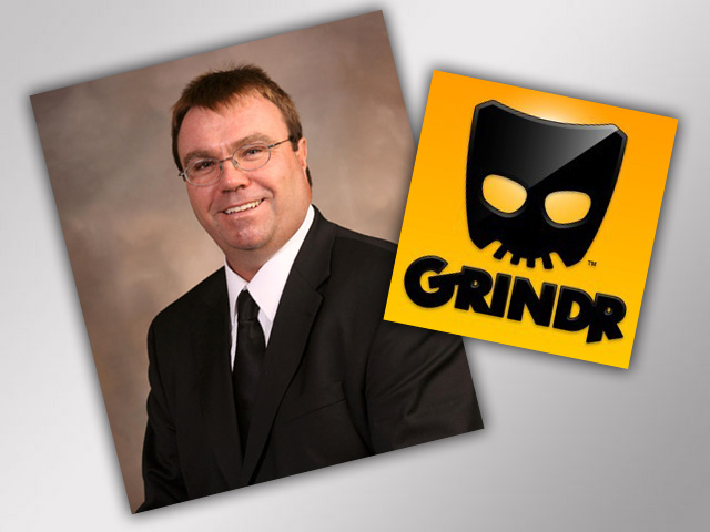 North Dakota State Representative Outed on Grindr