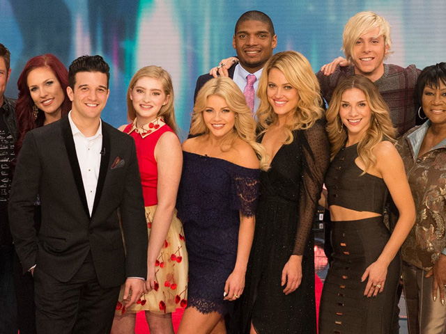 Michael Sam Booted From 'Dancing With the Stars'